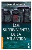 Portada de LOS SUPERVIVIENTES DE LA ATLANTIDA