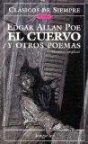 Portada de EL CUERVO Y OTROS POEMAS (CLASICOS DE SIEMPRE: POESIA / ALL TIME CLASSICS: POETRY)