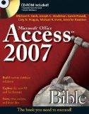 Portada de ACCESS 2007 BIBLE
