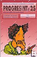 Portada de PROGRESINT 25: ESTRATEGIAS DE CALCULO Y RESOLUCION DE PROBLEMAS