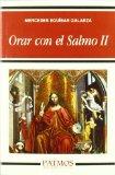 Portada de ORAR CON EL SALMO II