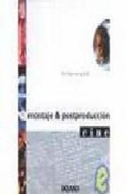 Portada de CINE: MONTAJE Y POSTPRODUCCION