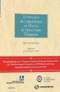 Portada de EL PRINCIPIO DE CULPABILIDAD EN MATERIA DE INFRACCIONES TRIBUTARIAS