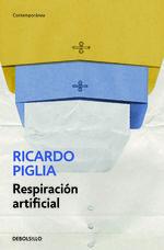 Portada de RESPIRACIÓN ARTIFICIAL