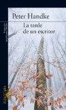 Portada de LA TARDE DE UN ESCRITOR (EBOOK)
