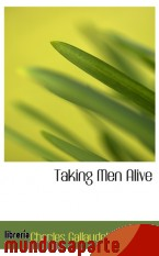 Portada de TAKING MEN ALIVE