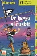 Portada de EL HUESO EN EL ROSBIF: 6 HISTORIAS DE PIRATAS