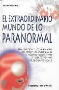 Portada de EL EXTRAORDINARIO MUNDO DE LO PARANORMAL