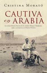 Portada de CAUTIVA EN ARABIA