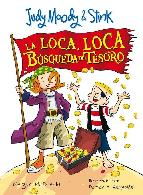 Portada de JUDY MOODY & STINK. LA LOCA, LOCA BÚSQUEDA DEL TESORO (EBOOK)