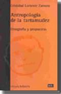 Portada de ANTROPOLOGIA DE LA TARTAMUDEZ