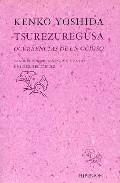 Portada de TSUREZUREGUSA OCURRENCIAS DE UN OCIOSO