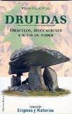 Portada de DRUIDAS: ORACULOS, INVOCACIONES Y RITOS DE PODER
