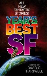 Portada de YEAR'S BEST SF