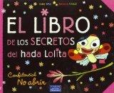 Portada de EL LIBRO DE LOS SECRETOS DEL HADA LOLITA
