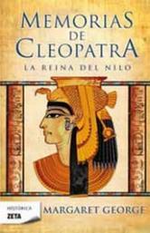 Portada de MEMORIAS DE CLEOPATRA I (EBOOK)
