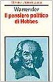 Portada de IL PENSIERO POLITICO DI HOBBES (BIBLIOTECA UNIVERSALE LATERZA)