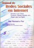 Portada de MANUAL DE REDES SOCIALES EN INTERNET