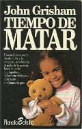 Portada de TIEMPO DE MATAR
