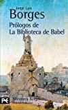 Portada de PROLOGOS DE LA BIBLIOTECA DE BABEL