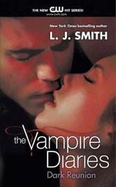 Portada de THE VAMPIRE DIARIES: DARK REUNION