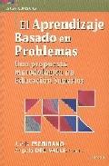 Portada de EL APRENDIZAJE BASADO EN PROBLEMAS UNA PROPUESTA METODOLOGIA EN EDUCACION SUPERIOR