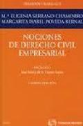 Portada de NOCIONES DE DERECHO CIVIL EMPRESARIAL