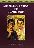 Portada de GRAMATICA LATINA DE CAMBRIDGE