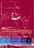 Portada de RETORICAS Y POETICAS ESPAÑOLAS SIGLOS XVI-XIX: L. DE GRANADA, RENGIFO, ARTIGA, HERMOSILLA, R. DE MIGUEL, MILA Y FONTANALS