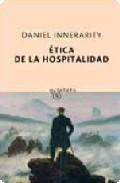 Portada de ETICA DE LA HOSPITALIDAD
