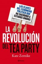 Portada de LA REVOLUCIÓN DEL TEA PARTY (EBOOK)