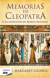Portada de MEMORIAS DE CLEOPATRA II (EBOOK)