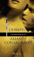 Portada de AMANTE CONSAGRADO (EBOOK)