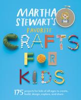 Portada de MARTHA STEWART'S FAVORITE CRAFTS FOR KIDS