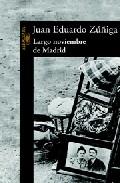 Portada de LARGO NOVIEMBRE DE MADRID