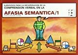 Portada de AFASIA SEMANTICA, 1