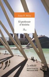 Portada de EL PROFESSOR D'HISTÒRIA (EBOOK)