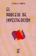 Portada de EL PROCESO DE INVESTIGACION
