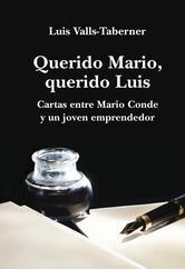 Portada de QUERIDO MARIO, QUERIDO LUIS