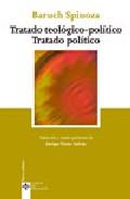 Portada de TRATADO TEOLOGICO-POLITCO: TRATADO POLITICO