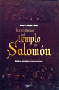 Portada de LOS MISTERIOS DEL TEMPLO DE SALOMON
