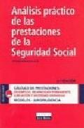 Portada de ANALISIS PRACTICO DE LAS PRESTACIONES DE LA SEGURIDAD SOCIAL