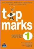 Portada de TOP MARKS. STUDENT'S BOOK-ACTIVITY BOOK-PORTFOLIO. PER LA SCUOLA MEDIA. CON CD AUDIO E CD-ROM: 1