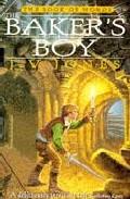 Portada de THE BOOK OF WORDS: THE BAKER'S BOY
