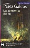 Portada de LAS TORMENTAS DEL 48