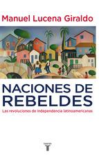 Portada de NACIONES DE REBELDES (EBOOK)