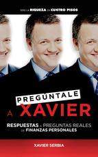 Portada de PREGÚNTALE A XAVIER (EBOOK)