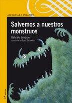 Portada de SALVEMOS A NUESTROS MONSTRUOS (EBOOK)