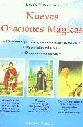 Portada de NUEVAS ORACIONES MAGICAS