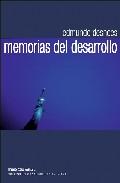 Portada de MEMORIAS DEL DESARROLLO